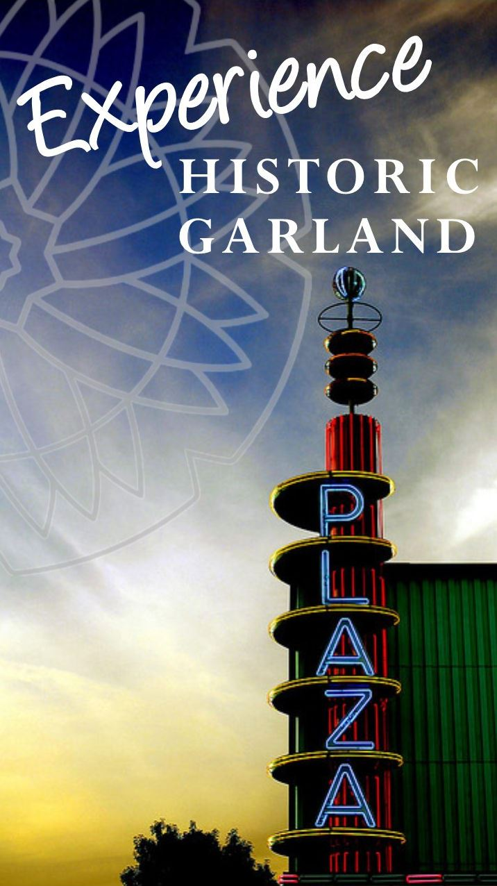 Experience Historic Garland logo