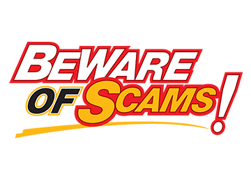 Beware of Scams 3